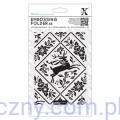 Xcut A6 Embossing Folder - Stag and Ivy XCU 515923.jpg