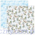 Papier ScrapBoys - 30x30cm - Butterfly Meadow 01 BUME-01