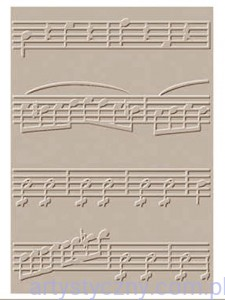 Folder CartUs - Music Notes - Nuty Nutki 8021