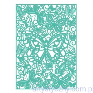 "Wykrojnik First Edition Die 5""X7"" - Butterflies - Motyle"