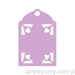Wykrojnik Dovecraft - Tag Cut Out - Metka 045