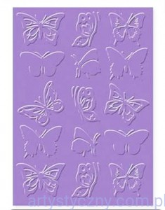Folder CartUs - Butterflies - Motyle Motylki 020