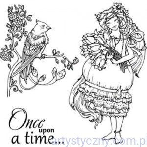 Stemple Ozdobne Fairy Tale Once upon a time SCB4904009b