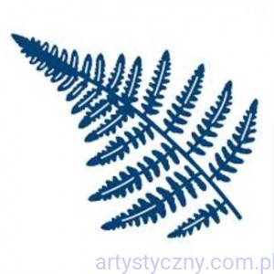 Wykrojniki Tattered Lace - Big Fern - Paproć ACD379