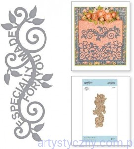 Wykrojnik Spellbinders Especially Made For You (S2-297)