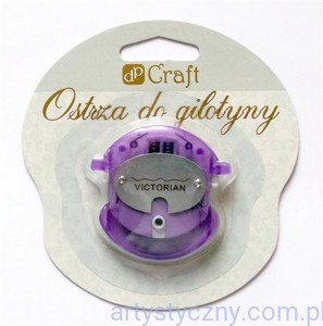 Ostrze do Gilotyny Craft ~ Victorian