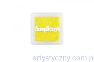 Pigment Ink - Tusz - Shimmering Sunny Yellow - Żółty