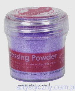 Puder do Embossingu Papermania ~ Lilac - Liliowy