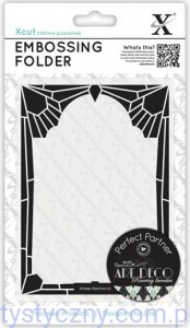 Folder Xcut - ART DECO - Diamond Frame - Ramka XCU 515124
