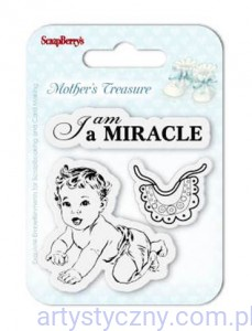 Stemple Ozdobne, Mother's Treasure – Miracle
