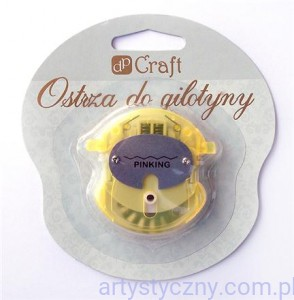 OSTRZE do Gilotyny CRAFT ~ PINKING